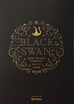 Front cover design of Black Swan State Theatre Company program booklet season 2014. Design by Dessein, Australia.